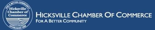 Hicksville Chamber Logo