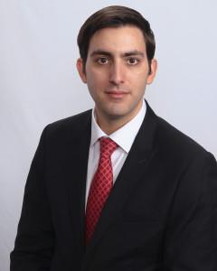 Oliver Nodjoumi ICC Logistics Senior vice President