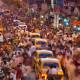 population crowded