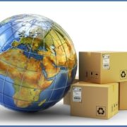 Global Supply Chain Management Consulting - Boxes and Globe